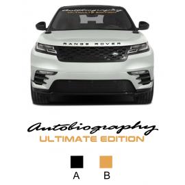 AUTOBIOGRAPHY ULTIMATE EDITION/IKKUNATARRA