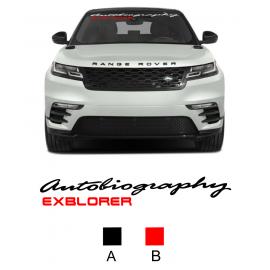AUTOBIOGRAPHY SPORT/IKKUNATARRA