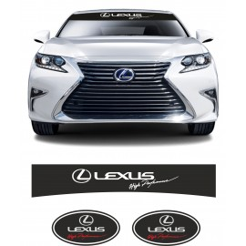 LEXUS HIGH PERFORMANCE SARJA TARRAT
