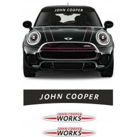 JOHN COOPER WORKS SARJA TARRAT