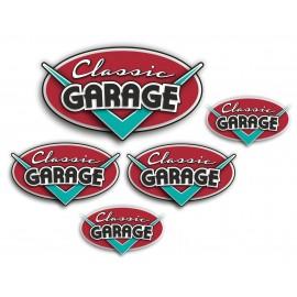 CLASSIC GARAGE SARJA