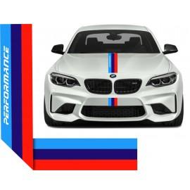 BMW PERFORMANCE STRIPE TEIPPI