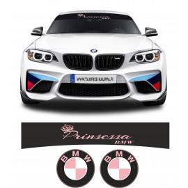 BMW PRINSESSA SARJA TARRAT