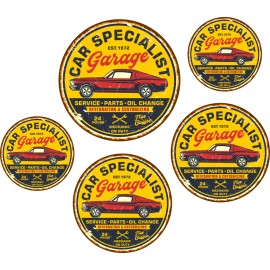 CAR SPECIALIST SARJA