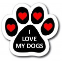 I LOVE MY DOGS